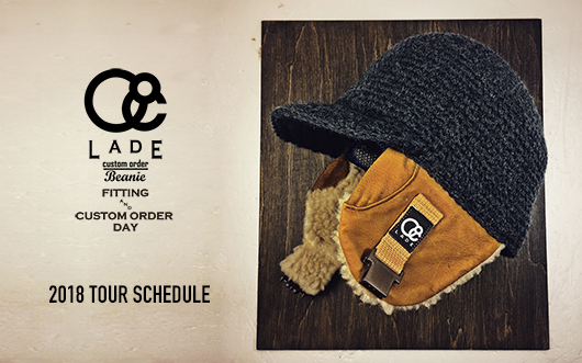 backcountry beanie LADE