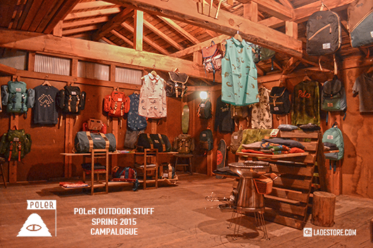 POLER OUTDOOR STUFF 2015spring