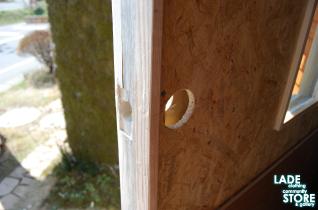 DIY 手作りドア 3
