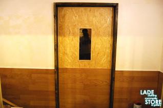DIY 手作りドア