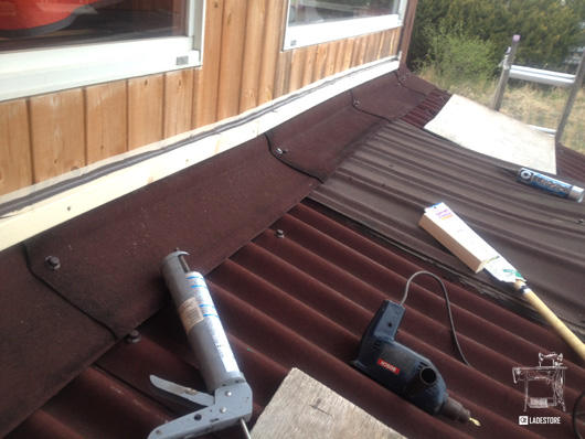 DIY 屋根