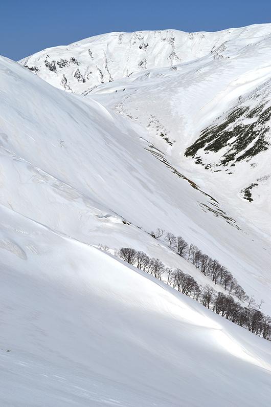 月山 スノーボードツアー